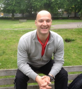 Personal Trainer Fulham James Adler
